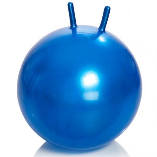 Мяч гимнастический детский с рожками 65см Тривес М-365