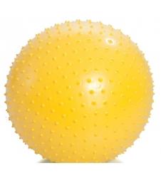 Мяч гимнастический игольчатый 55см Тривес М-155