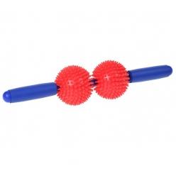 Мячи массажные на ручке Тривес М-402